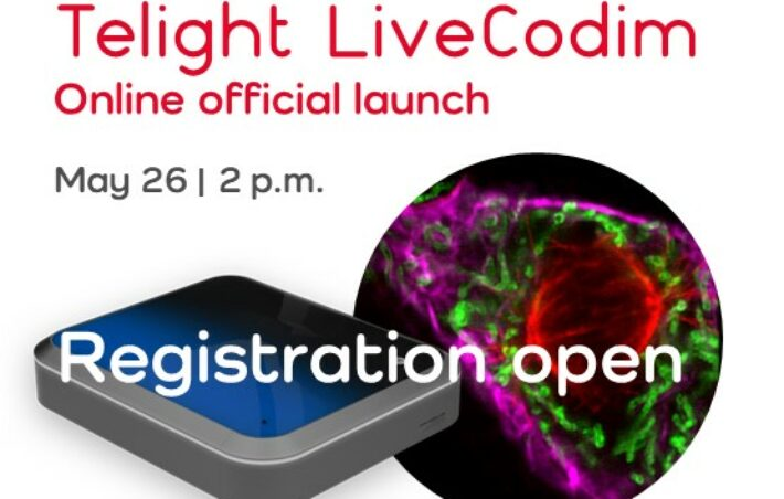LiveCodim – online official launch session