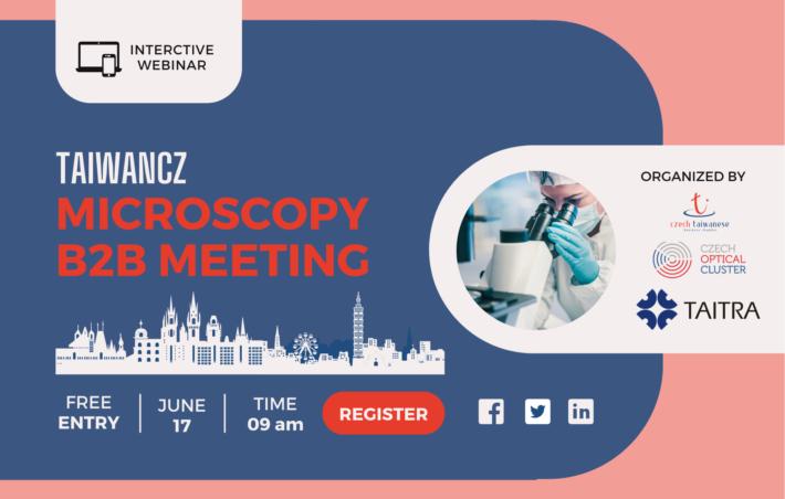 Taiwan-CZ Microscopy B2B Meeting