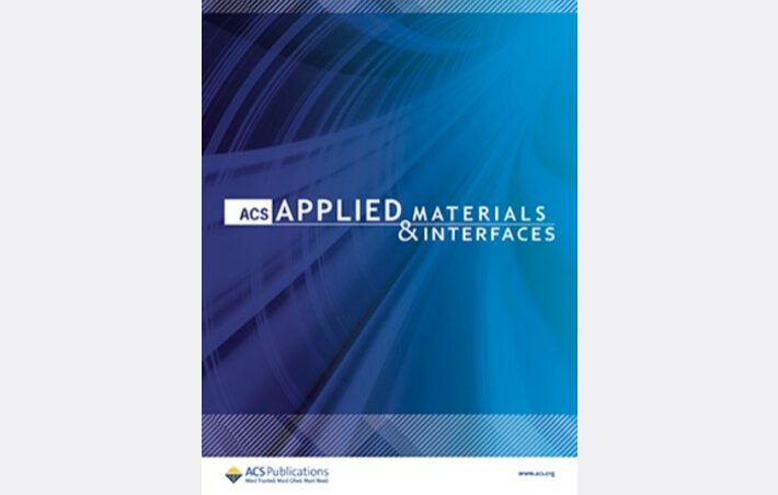 New publication in ACS Applied Materials & Interfaces
