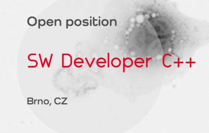 Open position: SW Developer C++